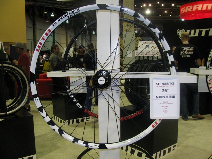 WTB STRYKER WHEEL, TCS, ALL MOUNTAIN, TRAIL WHEEL